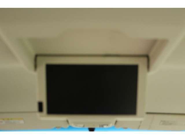 L 純正HDDナビ 後席モニター ETC(4枚目)