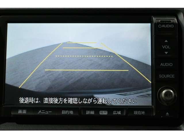 L 純正HDDナビ 後席モニター ETC(14枚目)