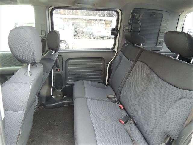 AU  パワステ ABS 4WD ベンチシート(12枚目)