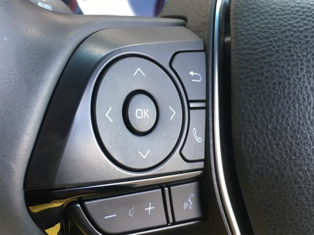 RSアドバンス TRDエアロ(F S R) 純正8インチナビ フルセグTV バックカメラ トヨタセーフティセンス シートメモリー付きパワーシート シートヒーター BSM CTA シーケンシャルウィンカー(29枚目)