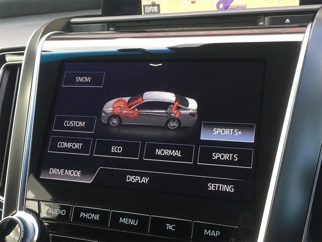 RSアドバンス TRDエアロ(F S R) 純正8インチナビ フルセグTV バックカメラ トヨタセーフティセンス シートメモリー付きパワーシート シートヒーター BSM CTA シーケンシャルウィンカー(35枚目)