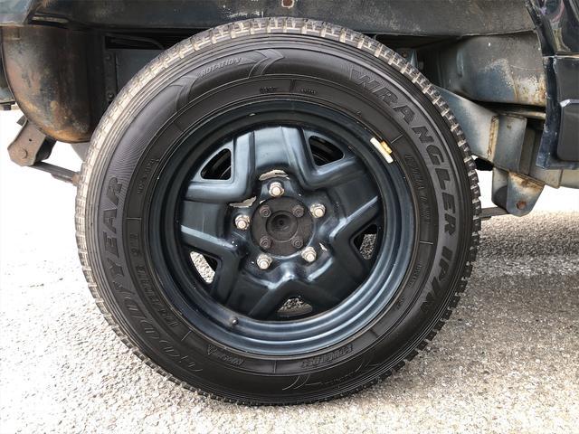 ワイルドウインドリミテッド 切り替え4WD 社外ハンドル(20枚目)