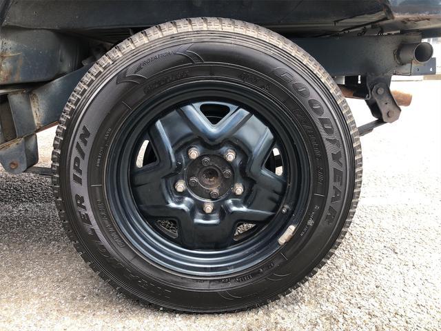 ワイルドウインドリミテッド 切り替え4WD 社外ハンドル(21枚目)
