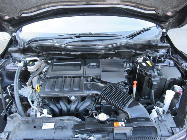 軽快に走るエンジンです!ディーラーメンテ車で異音やチェックランプ等もなくグッドコンディション!!