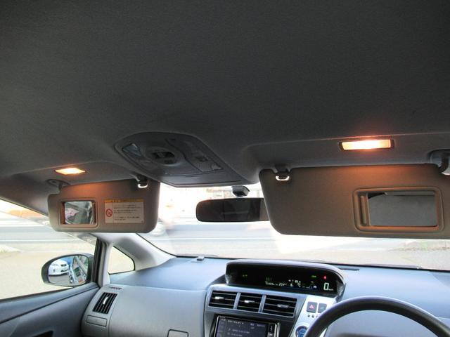 S 社外18AW 新品タイヤ フルセグTV LEDライト(15枚目)