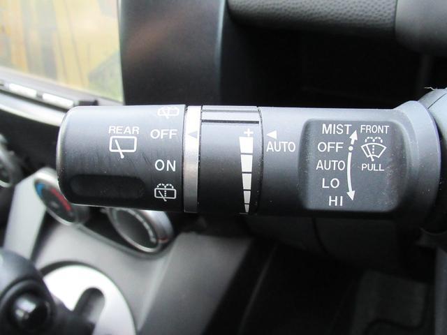 オートワイパー付★フロントガラス(ルームミラー裏)側の雨の当たる感度で速さも自動に変わります☆