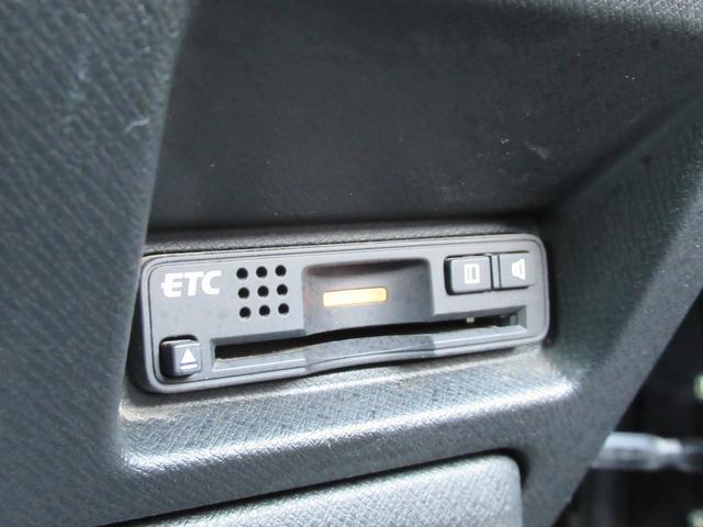 ETCはビルトインタイプでスマートに配置されております♪