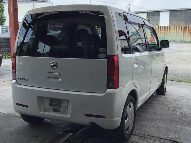 「日産」「オッティ」「コンパクトカー」「長野県」の中古車7