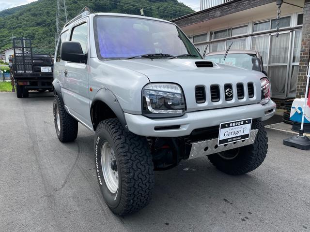 XL リフトアップ 3インチ MT ターボ 4WD 社外マフラー 社外ホイール シーケンシャルシャークヘッドライト 社外テール(4枚目)
