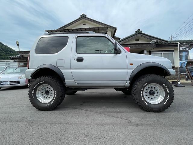 XL リフトアップ 3インチ MT ターボ 4WD 社外マフラー 社外ホイール シーケンシャルシャークヘッドライト 社外テール(5枚目)