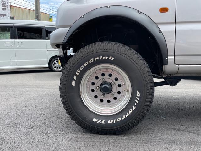 XL リフトアップ 3インチ MT ターボ 4WD 社外マフラー 社外ホイール シーケンシャルシャークヘッドライト 社外テール(7枚目)