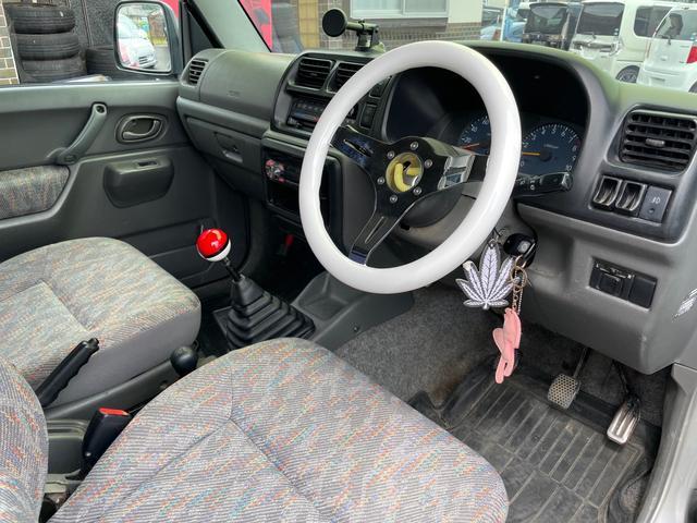 XL リフトアップ 3インチ MT ターボ 4WD 社外マフラー 社外ホイール シーケンシャルシャークヘッドライト 社外テール(18枚目)