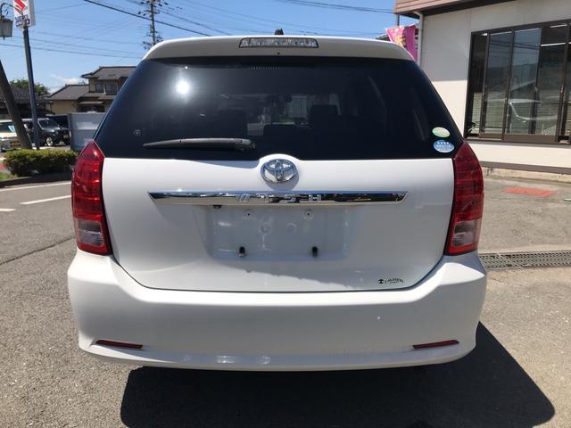 「トヨタ」「ウィッシュ」「ミニバン・ワンボックス」「長野県」の中古車8