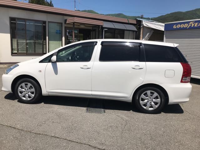 「トヨタ」「ウィッシュ」「ミニバン・ワンボックス」「長野県」の中古車10
