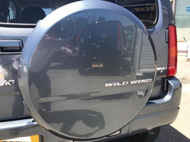 ワイルドウインド 4WD AW ターボ AC 5速マニュアル(20枚目)