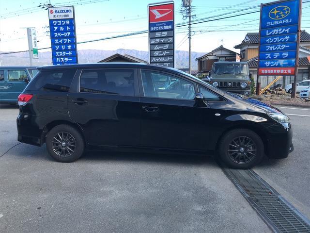 「トヨタ」「ウィッシュ」「ミニバン・ワンボックス」「長野県」の中古車9