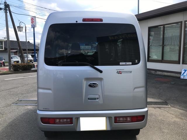 「スバル」「サンバーバン」「軽自動車」「長野県」の中古車8