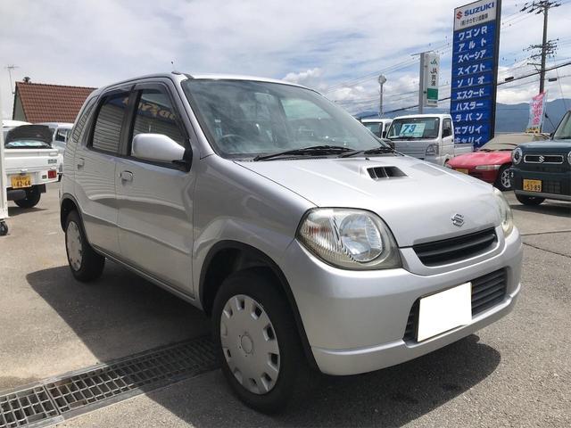 「スズキ」「Kei」「コンパクトカー」「長野県」の中古車3