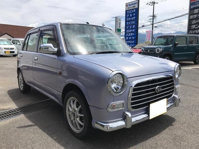 「ダイハツ」「ミラジーノ」「軽自動車」「長野県」の中古車3