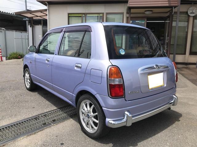 「ダイハツ」「ミラジーノ」「軽自動車」「長野県」の中古車10
