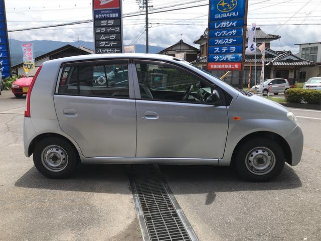 「ダイハツ」「ミラ」「軽自動車」「長野県」の中古車7