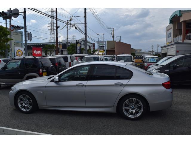 「BMW」「5シリーズ」「セダン」「山梨県」の中古車6