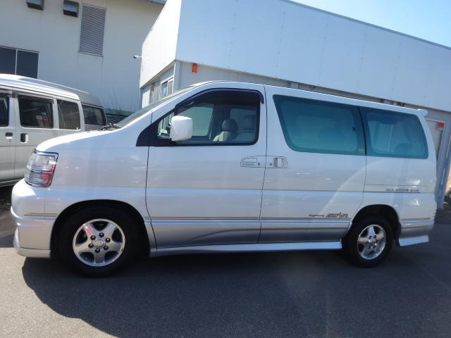 「日産」「エルグランド」「ミニバン・ワンボックス」「新潟県」の中古車2