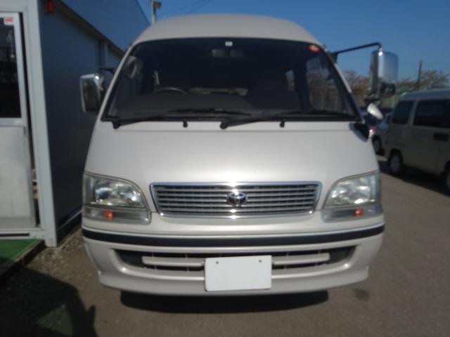 「トヨタ」「ハイエースワゴン」「ミニバン・ワンボックス」「新潟県」の中古車2