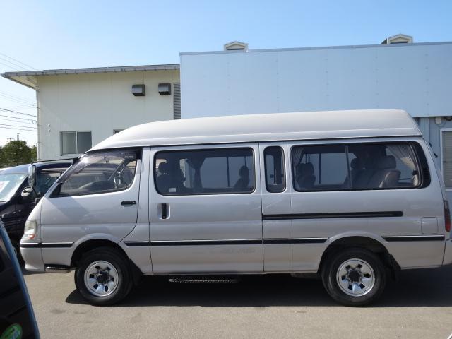 「トヨタ」「ハイエースワゴン」「ミニバン・ワンボックス」「新潟県」の中古車3