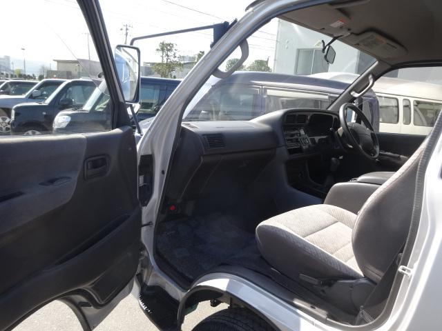 「トヨタ」「ハイエースワゴン」「ミニバン・ワンボックス」「新潟県」の中古車10