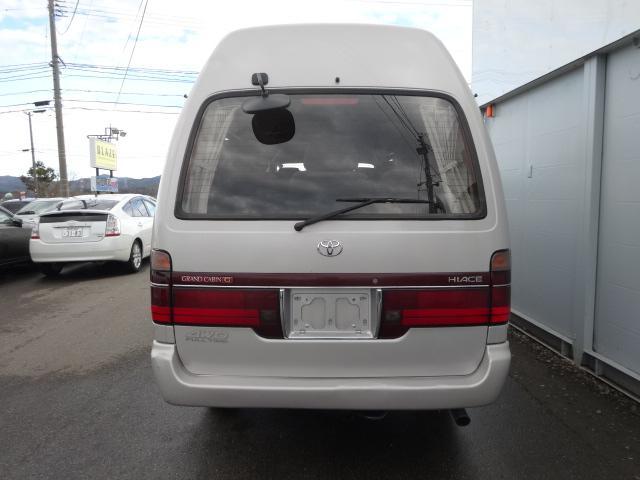 「トヨタ」「ハイエースワゴン」「ミニバン・ワンボックス」「新潟県」の中古車5