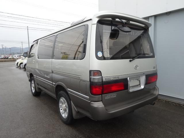 「トヨタ」「ハイエースワゴン」「ミニバン・ワンボックス」「新潟県」の中古車4