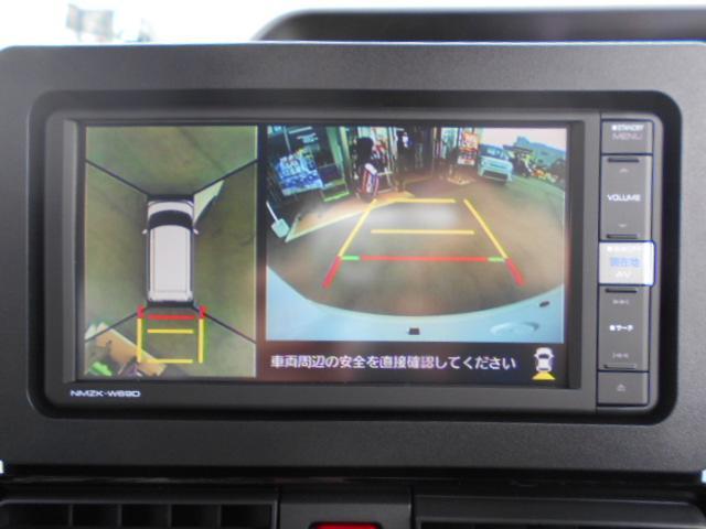 カスタムX4WD 現行モデル 新車 SDナビパノラマパック(5枚目)