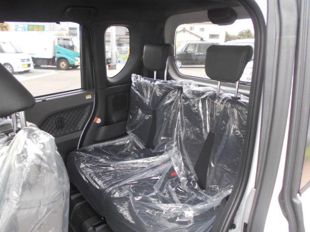 カスタムX4WD 現行モデル 新車 SDナビパノラマパック(20枚目)