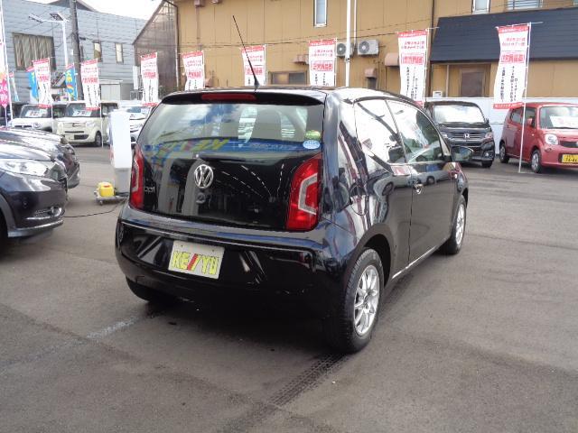 「フォルクスワーゲン」「VW アップ!」「コンパクトカー」「新潟県」の中古車9