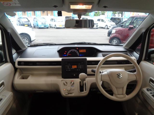 FA 東京仕入4WD 禁煙車 法人1オーナー CD AUX ベンチシート シートヒーター キーレス 横滑り防止 電格ミラー ヘッドライトレベライザー プライバシーガラス CVT 下回りサビ無し(2枚目)