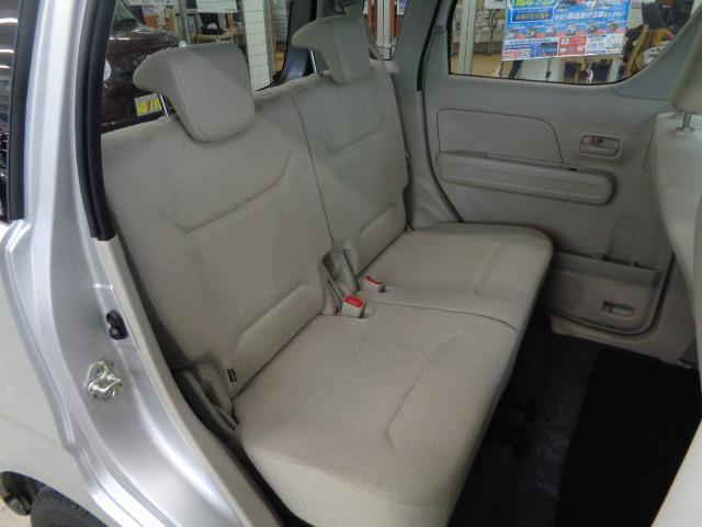 FA 東京仕入4WD 禁煙車 法人1オーナー CD AUX ベンチシート シートヒーター キーレス 横滑り防止 電格ミラー ヘッドライトレベライザー プライバシーガラス CVT 下回りサビ無し(17枚目)