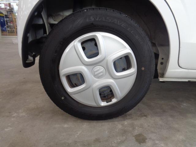 F 4WD 5AGS 禁煙車 純正オーディオ CD AUX端子 キーレス シートヒーター コーナーセンサー 横滑り防止 ヘッドライトレベライザー サイドバイザー スタッドレスタイヤ付 取扱説明書 東京仕入(37枚目)
