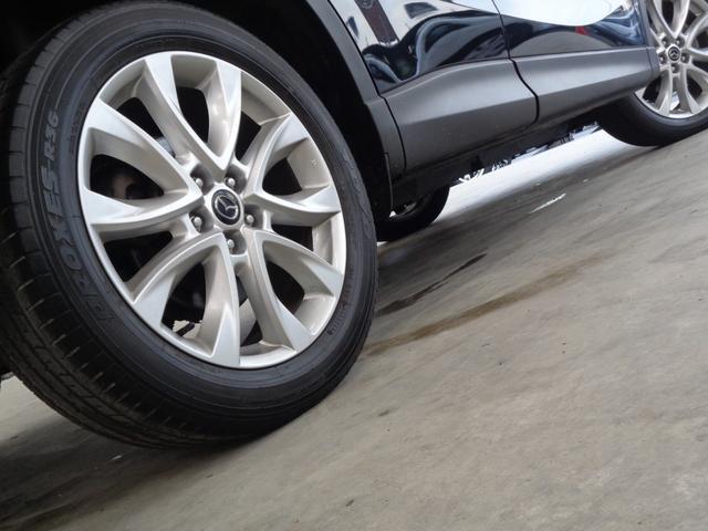 XD Lパッケージ ディーゼルターボ4WD 衝突軽減装置&RVM BOSEスピーカー 電動黒革シート&シートヒーター SDナビ&フルセグ&ブルートゥース&DVD再生 サイドカメラ 純正19AW クルコン(7枚目)