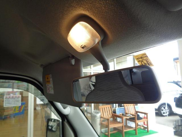DX 5速マニュアル 4WD ワンオーナー 純正オーディオ 保証書&取扱説明書有 スペアキー有 ハイルーフ ダブルエアバッグ ドアバイザー 禁煙 2020年製スタッドレス ライトレベライザー(29枚目)