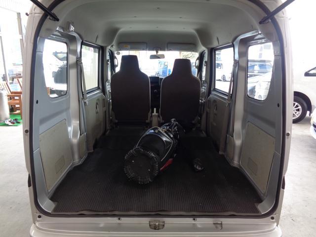 DX 5速マニュアル 4WD ワンオーナー 純正オーディオ 保証書&取扱説明書有 スペアキー有 ハイルーフ ダブルエアバッグ ドアバイザー 禁煙 2020年製スタッドレス ライトレベライザー(55枚目)