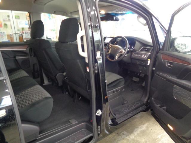 P 切替4WD ディーゼルターボ アラウンドビューモニター&衝突軽減装置&レーンキープ 両側電動スライドドア&パワーバックドア SDナビ&ブルートゥース シートヒーター LEDライト&LEDフォグ(30枚目)