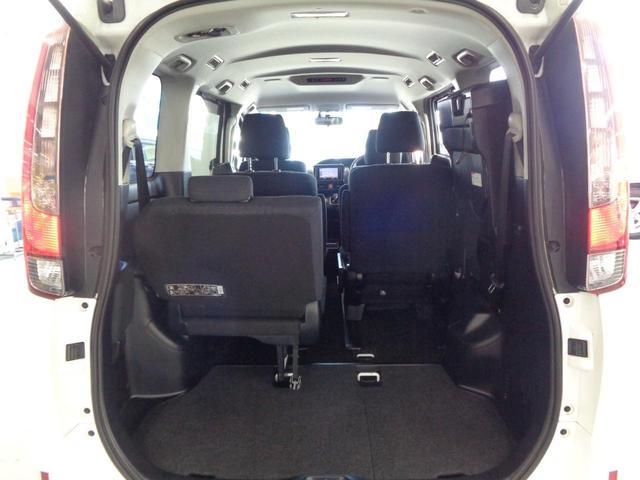 ハイブリッドG 7人乗 シートヒーター おくだけ充電 Bluetooth対応メモリーナビ バックカメラ フルセグTV DVD ETC 電動スライドドア クルコン 天井スピーカー LEDオートライト スペアキー 禁煙車(23枚目)