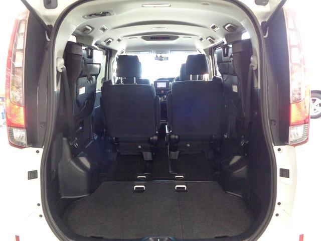 ハイブリッドG 7人乗 シートヒーター おくだけ充電 Bluetooth対応メモリーナビ バックカメラ フルセグTV DVD ETC 電動スライドドア クルコン 天井スピーカー LEDオートライト スペアキー 禁煙車(24枚目)