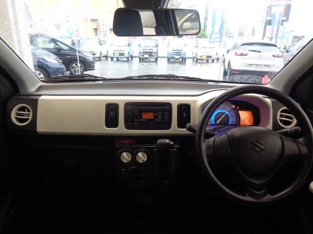 L 禁煙車 エマージェンシーブレーキ シートヒーター CD&AUX接続 アイドリングストップ 横滑り防止 キーレスエントリー リアコーナーセンサー レベライザー(4枚目)
