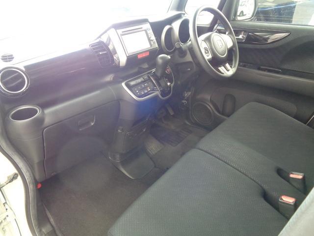 G・Lパッケージ 4WD 禁煙車 メモリーナビ&CD・DVD再生&USB接続&SD&ワンセグTV パワースライドドア  HIDオートライト&フォグ スマートキー ミラーヒーター オートエアコン エアロ 純正14AW(35枚目)