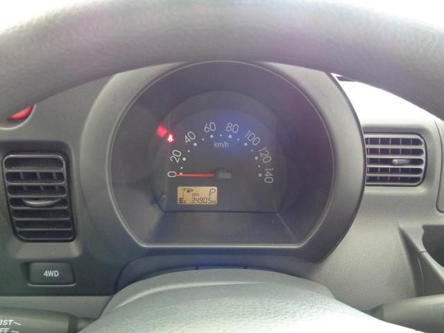 スペシャルクリーン 切替4WD ハイルーフ 禁煙車 【走行距離34,905km】 両側スライドドア 純正ラジオ ヘッドライトレベライザー(42枚目)