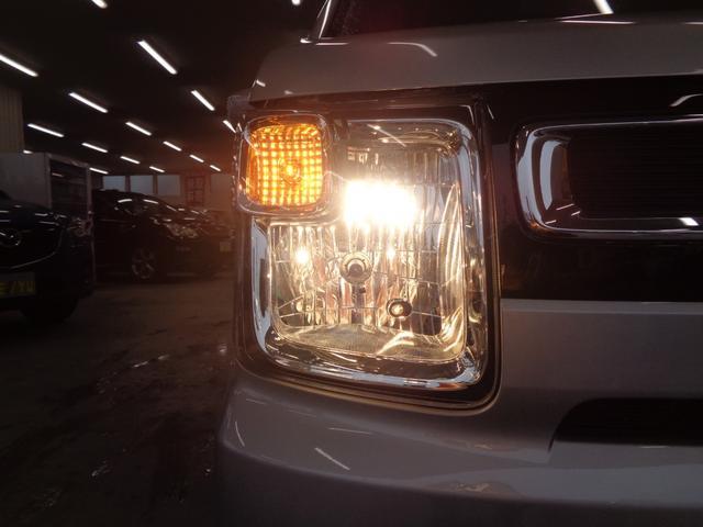 FA 4WD 当社デモカー レーダーブレーキサポート&車線逸脱警告&後退時踏み間違い防止&コーナーセンサー ETC 純正CDオーディオ キーレス ベンチシート オートライト プライバシーガラス(40枚目)