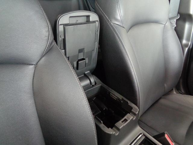 2.0i-L アイサイト 4WD 衝突軽減&追従クルコン&レーンキープ 電動レザーシート&シートヒーター 冬タイヤAWセット OPスキットプレート SDナビ&フルセグ&DVD&音楽録音&バックカメラ スマートキー HIDライト(22枚目)