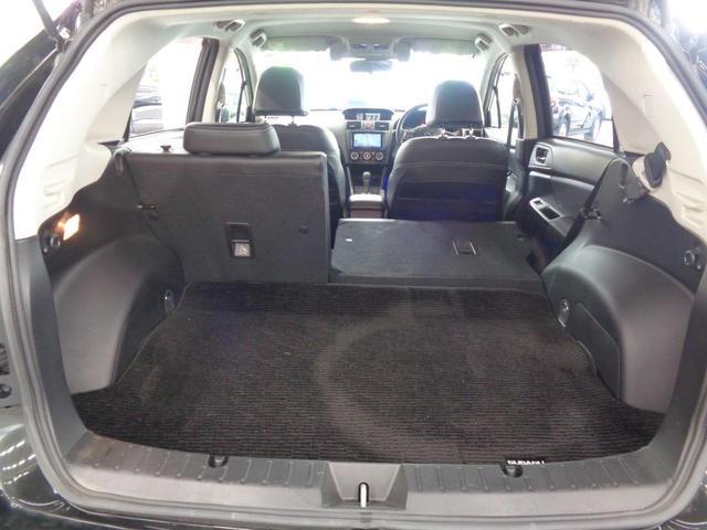 2.0i-L アイサイト 4WD 衝突軽減&追従クルコン&レーンキープ 電動レザーシート&シートヒーター 冬タイヤAWセット OPスキットプレート SDナビ&フルセグ&DVD&音楽録音&バックカメラ スマートキー HIDライト(42枚目)